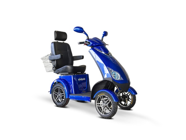 Power Mobility / Scooters > Electric Trike / Bike
