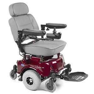 Heavy Duty Power Wheelchair Rental