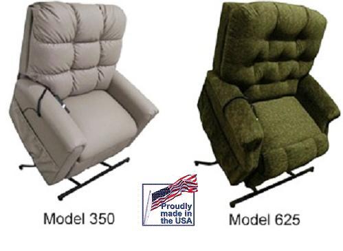 Comfort Chair Prestige Series 625 Lift Chair