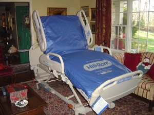 hill rom care assist bed service manual